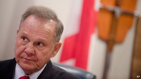Alabama's chief justice still wants to ban same-sex marriage | United States Politics | Scoop.it