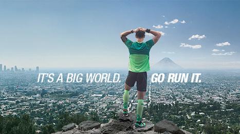 Vidéo du nouveau spot publicitaire Asics «It's a big world. Go run it.» | Trail running et sports de montagne | Scoop.it
