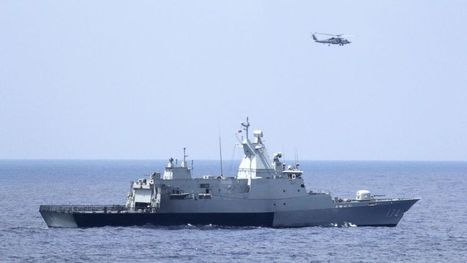 US Has 'Indication' Missing Plane Crashed in Indian Ocean | Current Events | Scoop.it