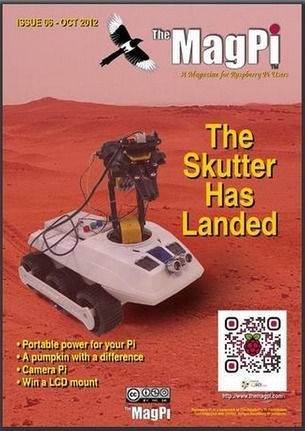New issue of The MagPi – and now you can buy a print edition too! | Raspberry Pi | Scoop.it