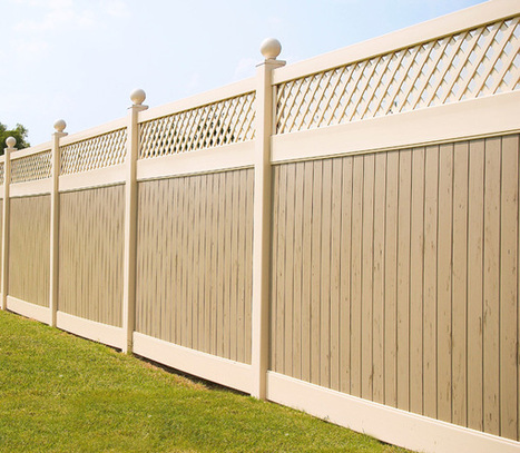 fantastic top Brown Fence design | Lovely Image Picture Photo and Wallpaper | Scoop.it