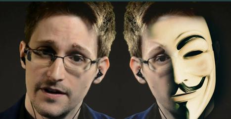 Il existe bien un deuxième Edward Snowden   Libertés Numériques   Scoop.it
