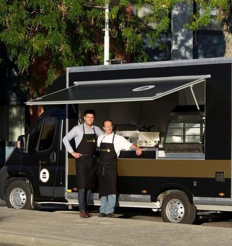 La carte des food trucks à Toulouse - LaDépêche.fr | Qualité Landes | Scoop.it