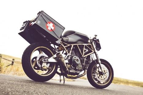 The Operator [redux] 1999 Ducati 900SS    Icon1000   Ductalk Ducati News   Scoop.it