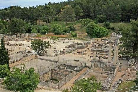 10 sites archéologiques des Alpilles à voir absolument   Rhit Genealogie   Scoop.it