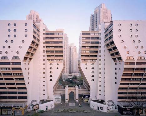 Neglected Utopia: Photographer explores the forgotten modernist estates of Paris | Creative_me | Scoop.it