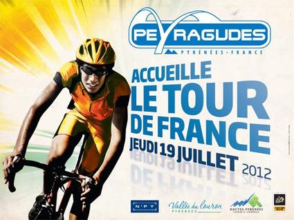 Le Tour de France à Peyragudes, le 19 juillet 2012   Louron Peyragudes Pyrénées   Scoop.it