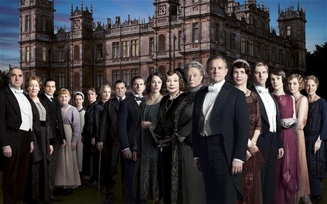 What Downton Abbey Can Teach Us About Marketing | How to Market Your Business Online | Scoop.it