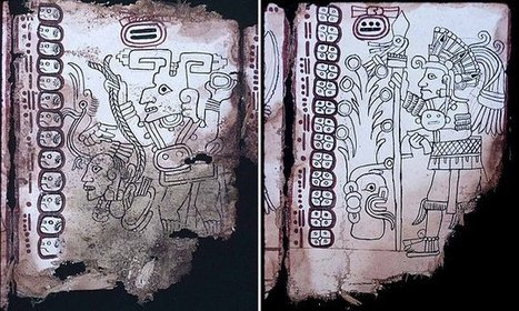 Mysterious Maya codex really IS authentic | World Spirituality and Religion | Scoop.it