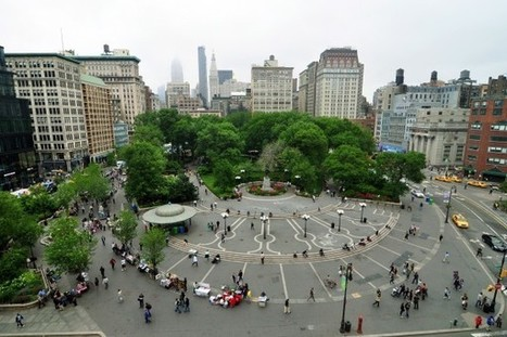 10 Ways to Improve Your City through Public Space | green streets | Scoop.it