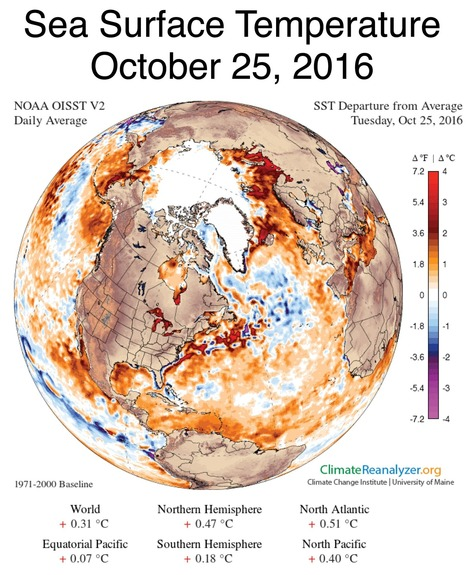 Climat : le nord PERD sa glace - {Sciences²}   URBANmedias   Scoop.it