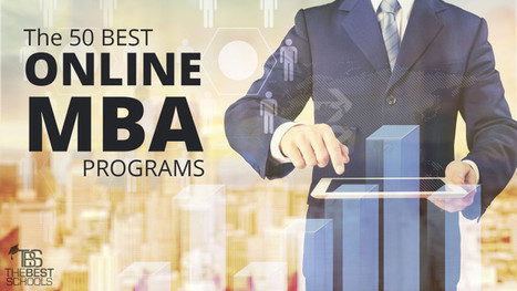 The 50 Best Online MBA Programs | The Best Schools | Travel Abroad, Internships, Study Abroad, Volunteer Abroad | Scoop.it