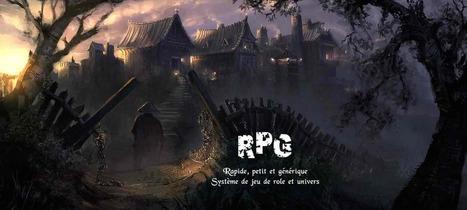 JDRA - Le site du système RPG | Jeux de Rôle | Scoop.it
