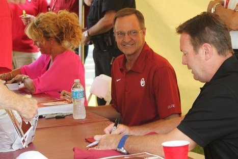 Stoops Says He's Not Counting On Recently Suspended Players | Sooner4OU | Scoop.it