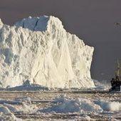 Un iceberg de la taille de Manhattan dérive dans l'Antarctique   Planète bleue en alerte rouge   Scoop.it