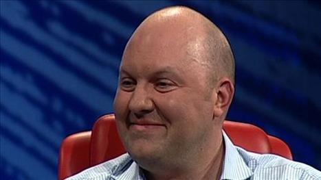"""Marc Andreessen on Why Software Is Eating the World 