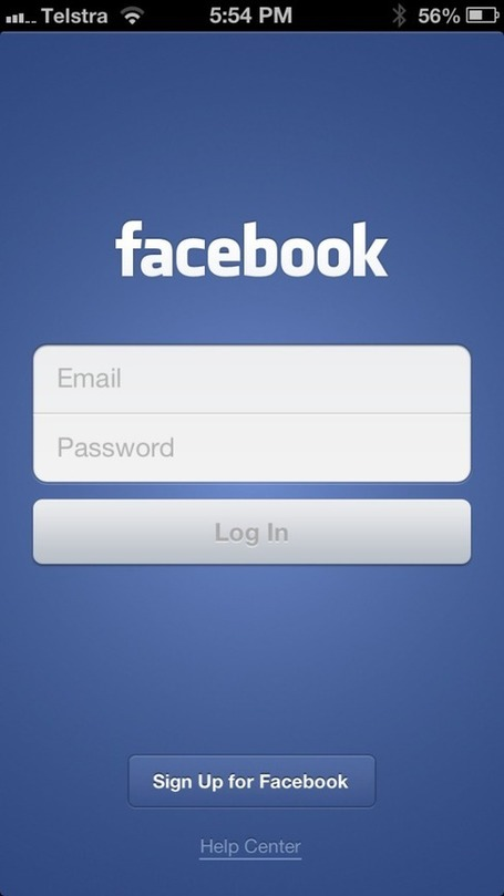 Facebook Privacy Settings On The Mobile App For iPad And iPhone | Digital Citizenship - MessHS | Scoop.it