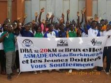 20 km pour un Sahel plus vert, Bruxelles, ASMADE-DBA   Koudougou solidaire   Scoop.it