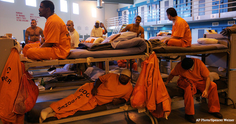 Private, For-Profit Prisons: Where Human Beings Are Inventory | SocialAction2014 | Scoop.it