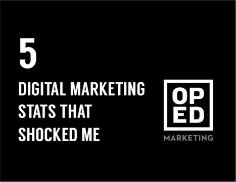 5 Marketing Statistics I Was Shocked to Learn | Public Relations & Social Media Insight | Scoop.it