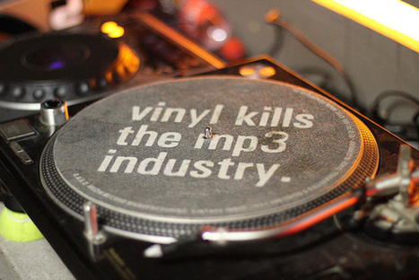 Streams and vinyl sales double while music downloads dwindle | DJing | Scoop.it