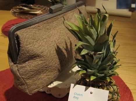 Piñatex, l'ecopelle che si ricavadalle foglie dell'ananas | Moda Sostenibile | Scoop.it