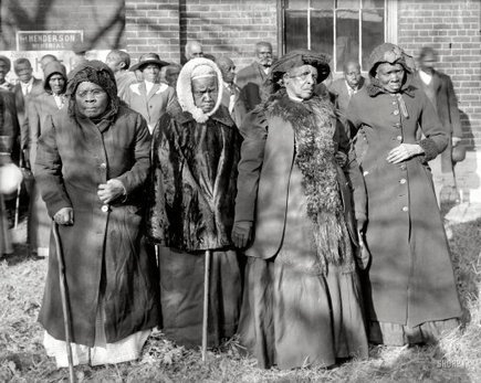 Former Slaves: 1916 | Shorpy Historical Photo Archive | GenealoNet | Scoop.it