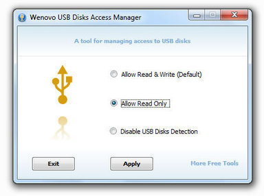 USB Removable Disks Access Permission Manager | Time to Learn | Scoop.it