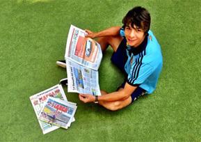Futbolista y reportero - MARCA.com | P.L.E. | Scoop.it