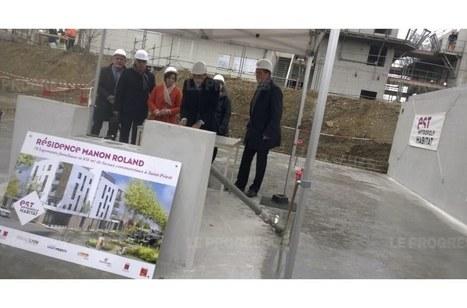 La pointe Jaurès continue son urbanisation | Le journal de l'habitat | Scoop.it