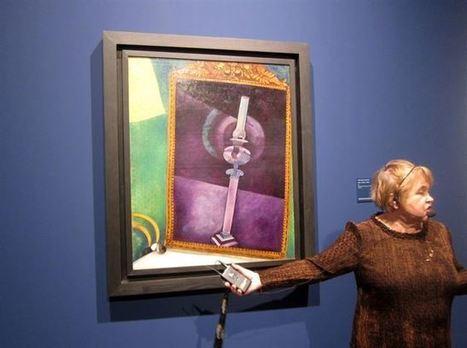 El Museo Ruso recorre cinco siglos de arte, desde los iconos hasta Kandinsky, Chagall o Malevich | Centro de Estudios Artísticos Elba | Scoop.it
