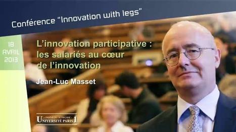 L'innovation participative: les salariés au coeur de l'innovation | Innovation participative, management et croissance | Scoop.it