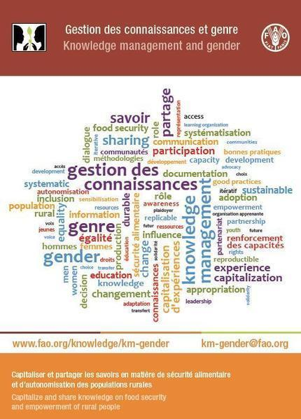 Capacity Development Portal: Knowledge Management and Gender | Learning & Development | Scoop.it