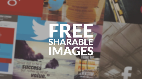 Best Places to Find Free Images Online | Digital learning, literacies & identities | Scoop.it
