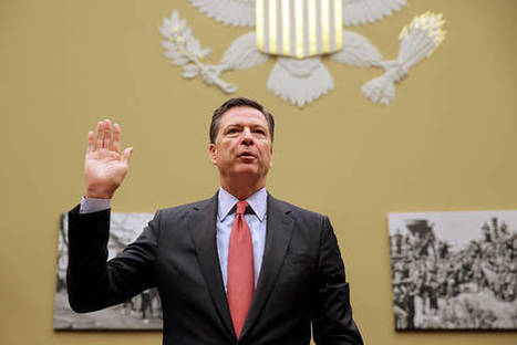 Jim Comey's Blind Eye | Criminal Justice in America | Scoop.it