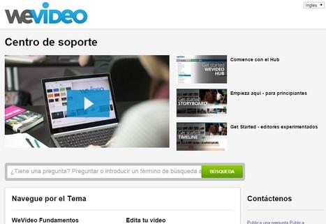 We Video - Software para edición de videos en línea | Búsqueda | Scoop.it