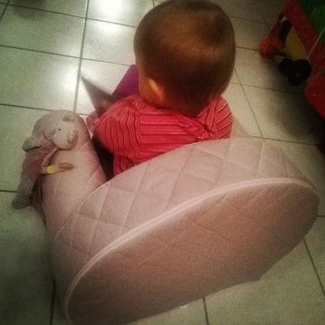 Le fauteuil club de Petite Crevette | CANDIDE | Scoop.it