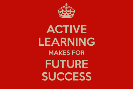 Active learning and the passivity of education at its best | EdTechPedagogy | Scoop.it