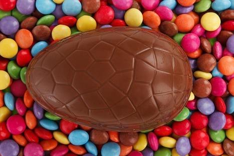 Fabriquer des oeufs de Pâques en chocolat avec les enfants (garnis)   Enfants, cuisine, jeux, activités, déguisements, décorations   Scoop.it