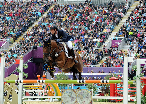 Stunning performance by Germany's Michael Jung and Sam earn individual gold and team gold medals in Olympic Eventing | Equestrian Olympics 2012 | Scoop.it