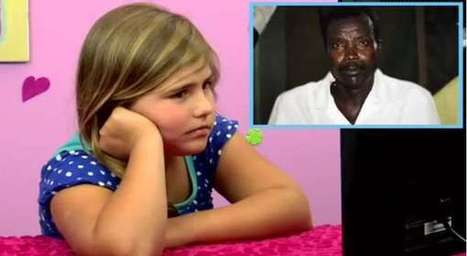 The Kids React to Kony 2012 | CulturaDigital | Scoop.it