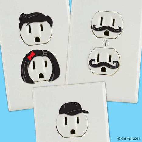 Outlet Stickers | All Geeks | Scoop.it