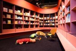 Organisation de l'espace à la Lelystad Public Library | Bibliothèques et culture numérique | Scoop.it