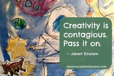 Five Creative Ways to Use Social Media | creativity | Scoop.it