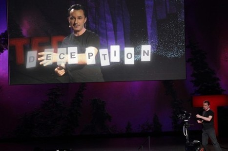Magic and Storytelling at TED / Collaboration between Marco ... | Narratology & Narremes | Scoop.it