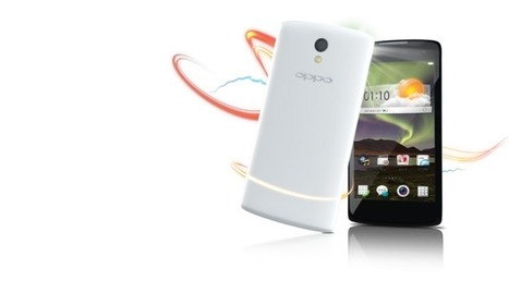 Oppo Yoyo Android Smartphone launched in India | Buzzlatest | Latest Buzz | Scoop.it