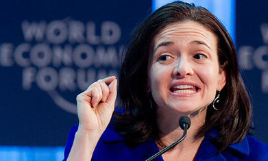 Is Facebook's Sheryl Sandberg really the new face of feminism? | media and women | Scoop.it