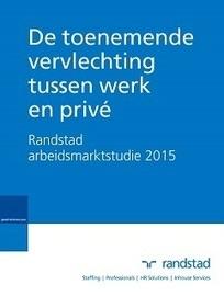 Ook In België lopen privé- en werksfeer steeds meer door elkaar | SocialeDialoog | Scoop.it