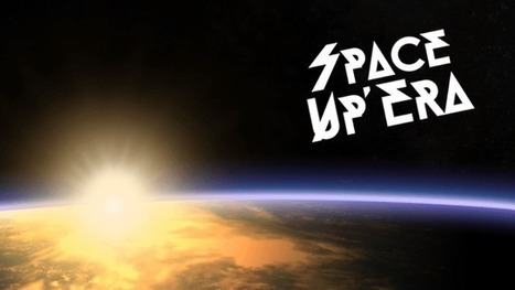 Space Up'Era – Un jeu de rôle à soutenir sur Ulule | Jeux de Rôle | Scoop.it