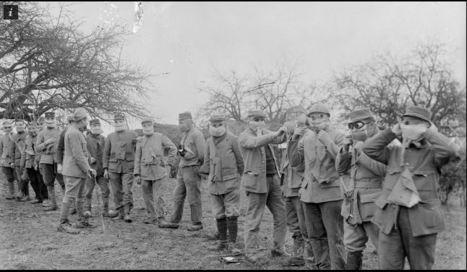 La guerre des gaz 1915-1918 vue à travers les archives de l'ECPAD - ECPAD   La Première Guerre mondiale : Le Centenaire   Scoop.it